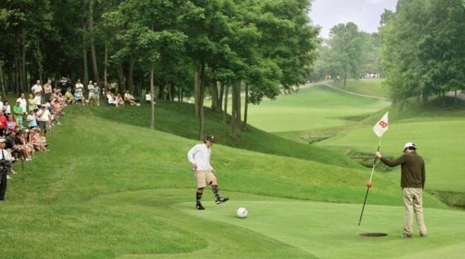 Footgolf generica
