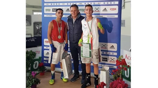 Gabriele Crabargiu campione italiano 2019