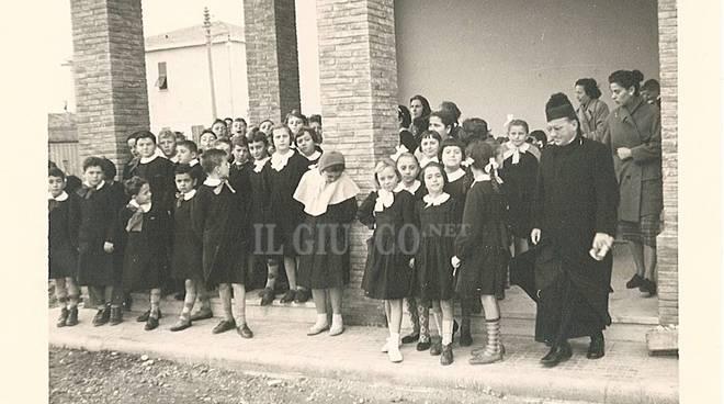 inaugurazione scuola Braccagni