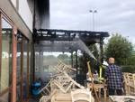 incendio ristorante