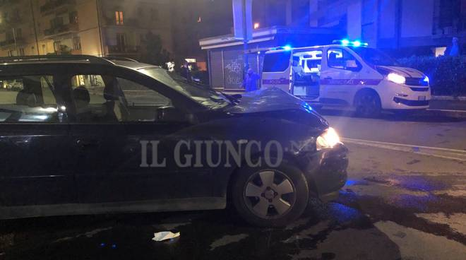 incidente via Giusti