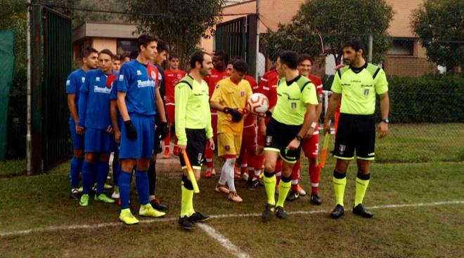 Juniores Foll Gav vs Grosseto 2019