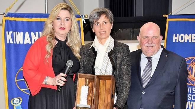 kivanis club - Daniela Cecchini, Assunta Spedicato, Loriano Lotti