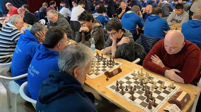 Mattoallaprossima torneo (Caposciutti, Russo, Baldo Gentile, Graziani)