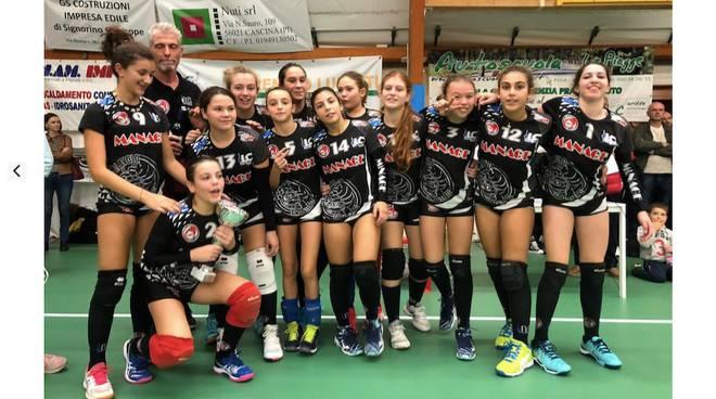 Pallavolo Grosseto Under 13