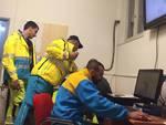 sala protezione civile