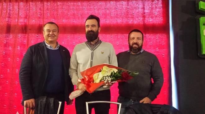 Simone Ferretti presidente arci 2019