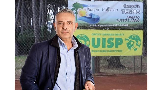 Vice pres Nuova Follonica Giancarlo Lorenzi