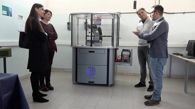 Braccio robot Ascani