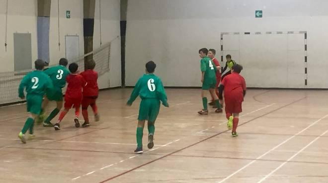Calcio attività Fossombroni
