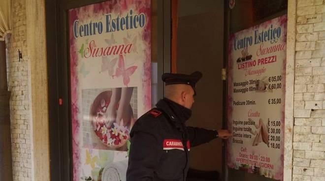 centro massaggi prostituzione