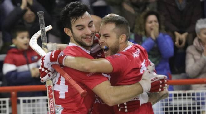 Circolo Pattinatori vs Cremona