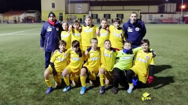 Foll Gav Esordienti 2008 a Livorno