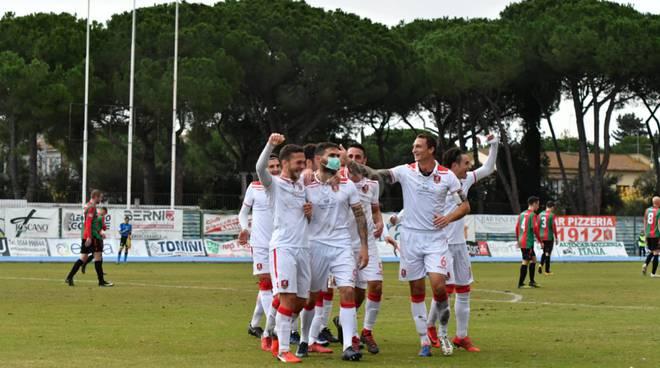Grosseto-Grassina 3-0