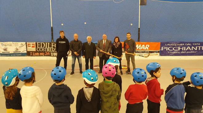 Hockey nelle scuole 2019
