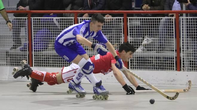 Hockey pista: derby di serie B Cp Alice-Castiglione