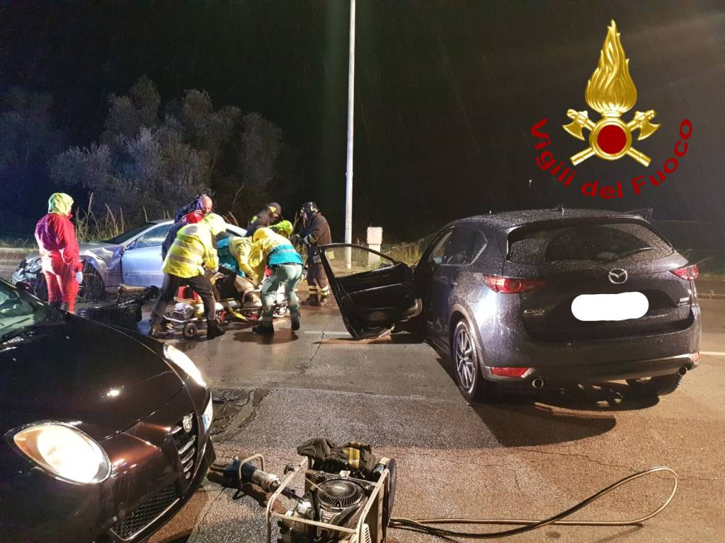 Incidente Scansanese notte 2019