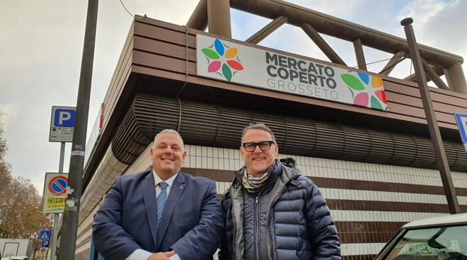 Insegne Mercato coperto 2019