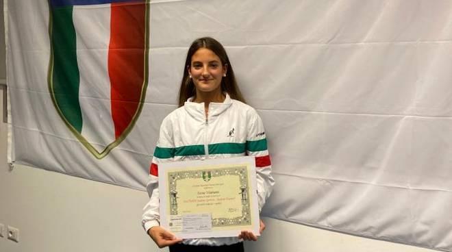 Irene Mariotti beach tennis 2019
