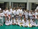 Judo Sakura al trofeo Giovani Samurai