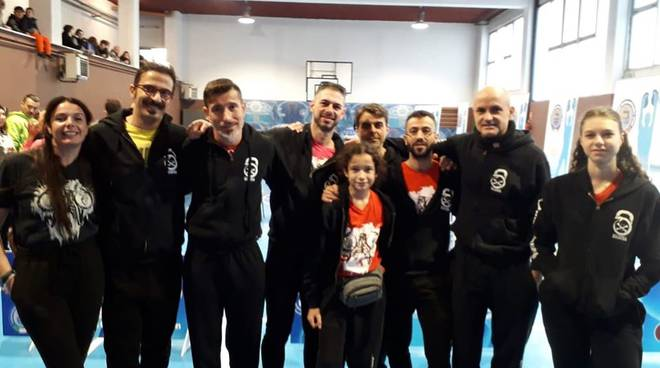 Kettlebell Raiders Follonica 2019