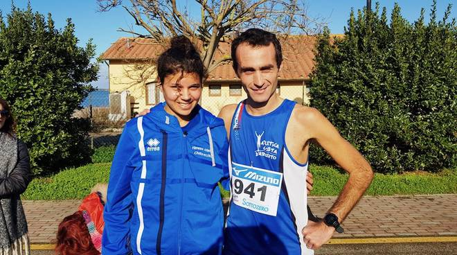 Maratonina di Natale Orbetello 2019
