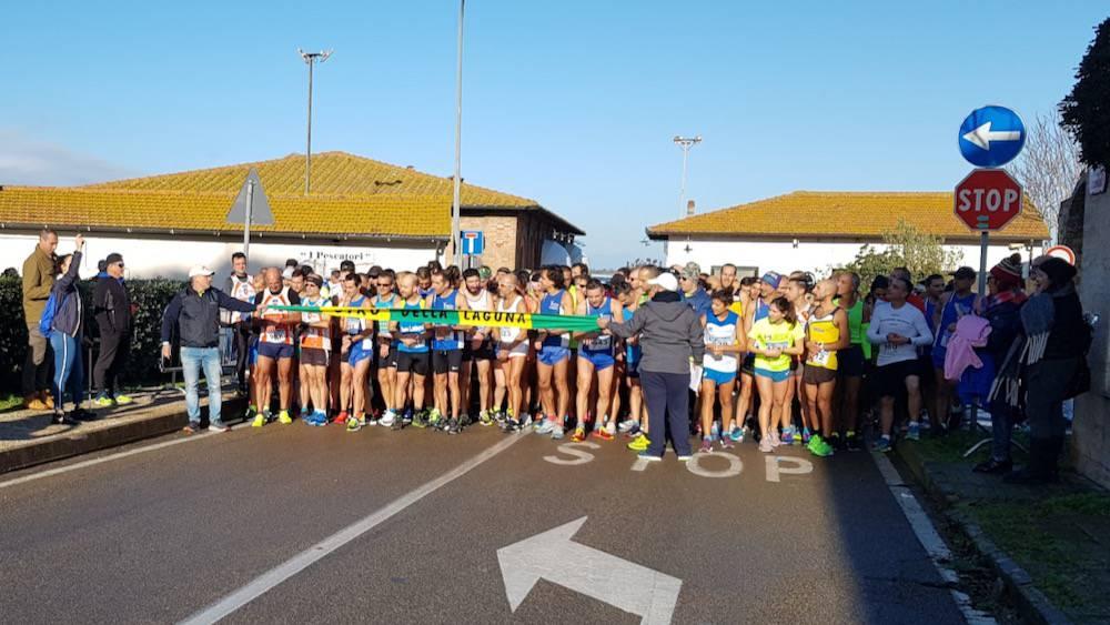 Maratonina di Natale Orbetello 2019
