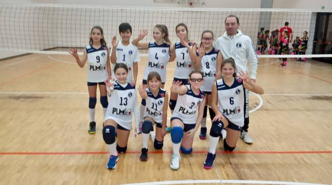 Pallavolo Follonica Under 12