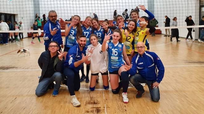 Pallavolo Follonica Under 16