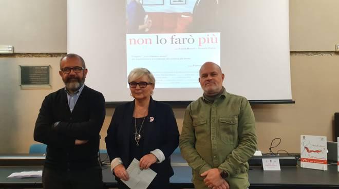 """presentazione """"non lo farò più"""" di Francesco Falaschi"""