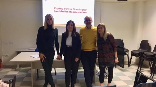 presentazione progetto Coping Power Scuola