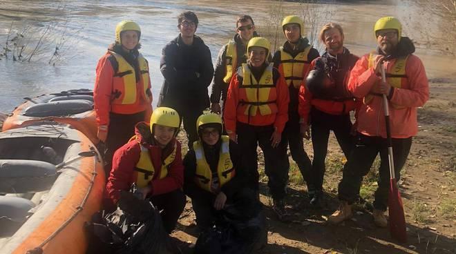 Rafting ecologico Fossombroni