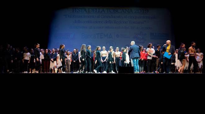 Spettacolo danza Uisp 2019 (Malarby)