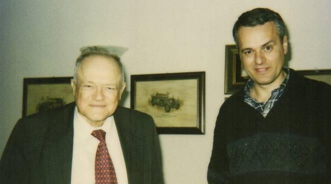 Andrea Luschi e Mario Grossi