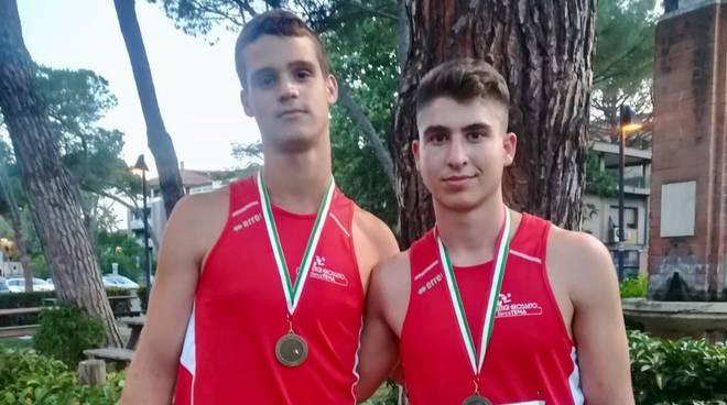Atletica Grosseto - Bigazzi e Pittau