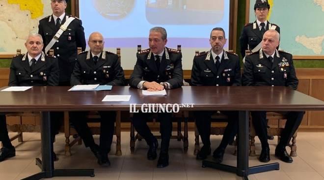 Carabinieri Livorno 2020