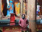 Cristiano Bernacchi in Cina