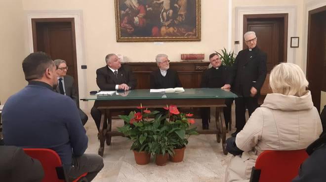 diocesi - giunta gen 2020