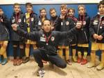 Follonica Gavorrano - Pulcini al torneo a Piombino
