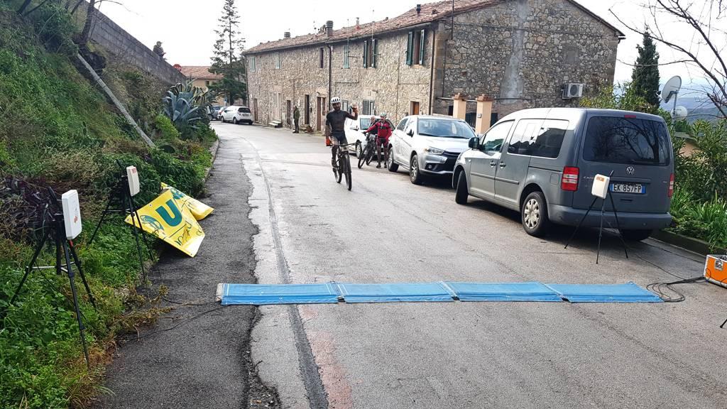 Gara Montemassi 2020 - arrivo Rispoli