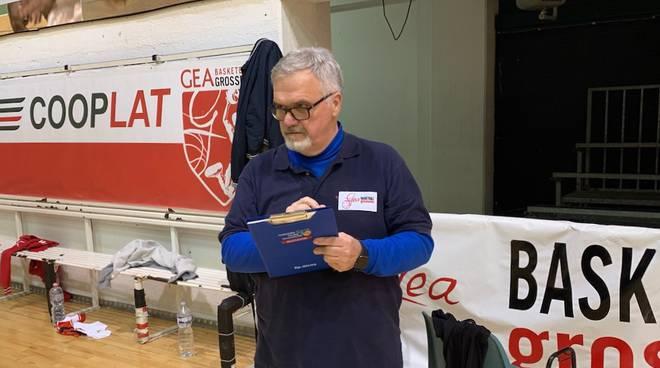 Gea - mister 1a Divisione Alessandro Goiorani
