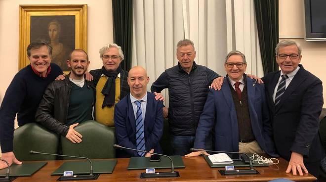 gruppo lega 2020 - consiglieri