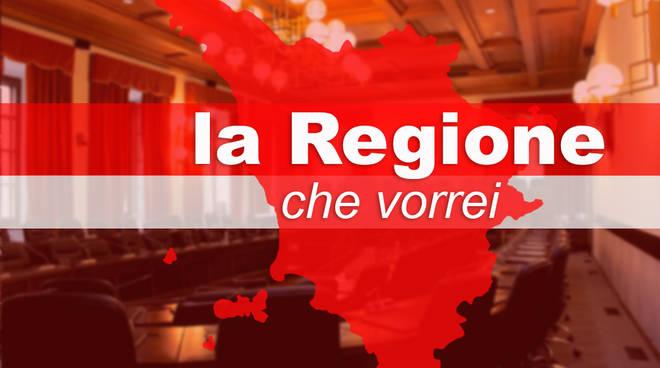 La Regione che vorrei 2020