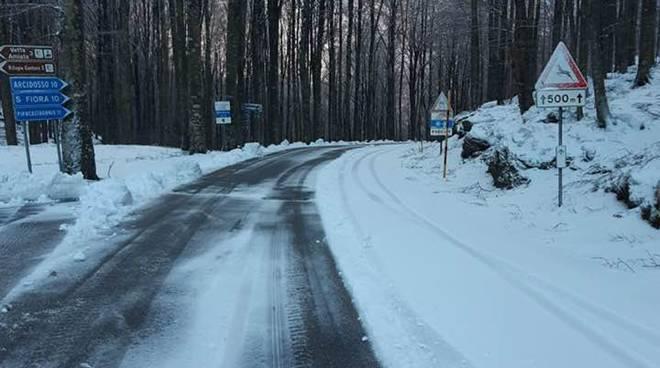 Neve gennaio 2020
