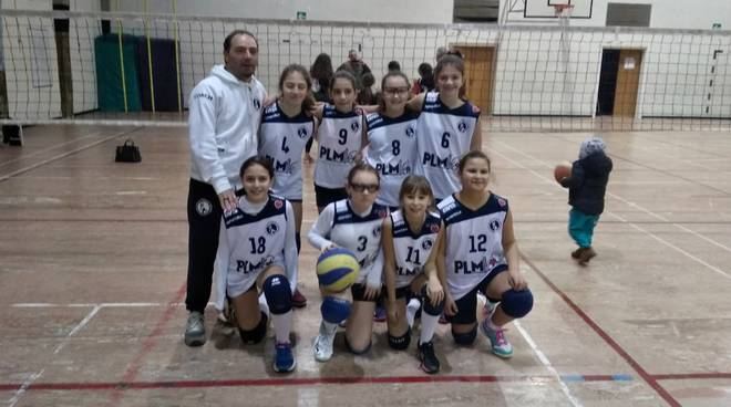 Pallavolo Follonica - Under 12