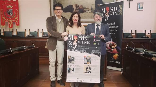 presentazione music & wine 2020