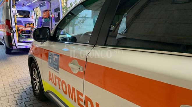 Ambulanza 2020