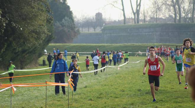 Atletica regionali cross 2020