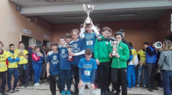 Campionati studenteschi cross 2020