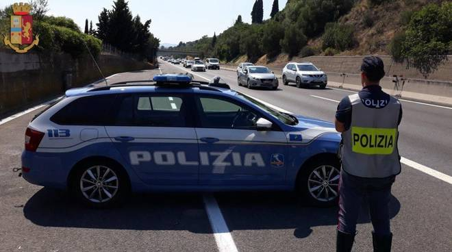 Controlli Polizia Stradale 2020